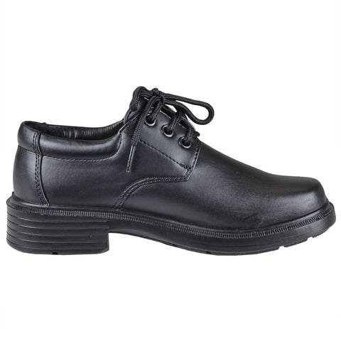 Dress shoe lace up